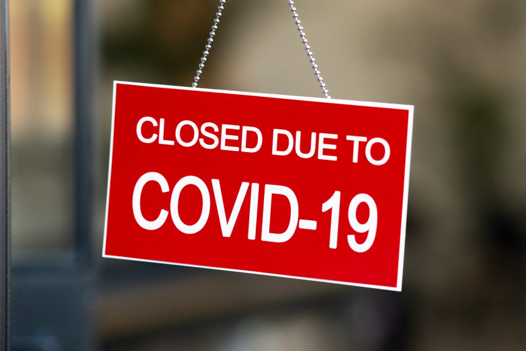 bigstock coronavirus closed sign 363462256 scaled 1